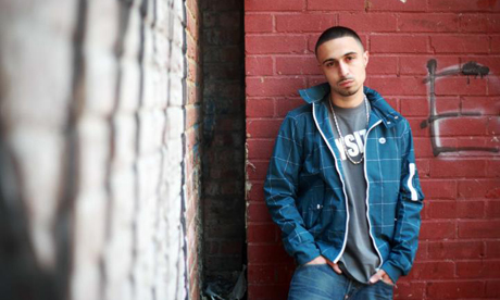 Rising Star: Bafta winner Adam Deacon