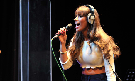 Leona Lewis Hackney Empire