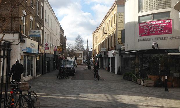 Bradbury Street