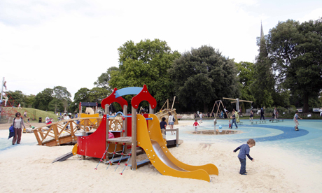 Clissold Park Play Area