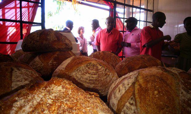 Ujima Bakehouse in Kenya
