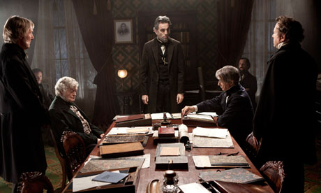 Lincoln, Daniel Day-Lewis