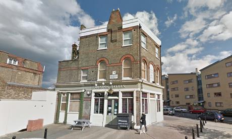 At risk: London Tavern. Photograph: Google Streetview