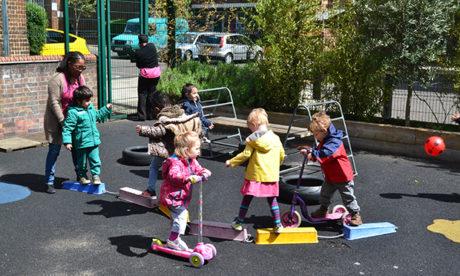 London Early Years Foundation nursery