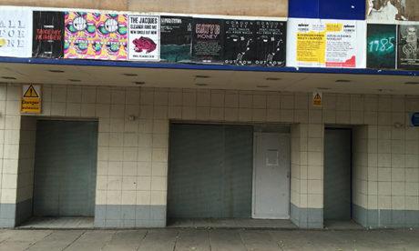Mecca Bingo Hackney Road