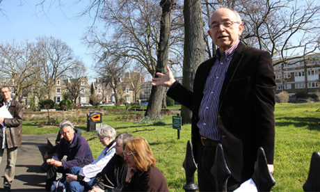 Historian Paul Bolding