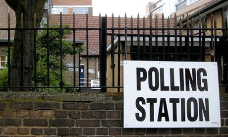Polling station credit Martin Deutsch
