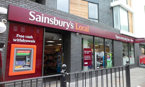 Gay couple's 'inappropriate' hand-holding in Sainsbury's