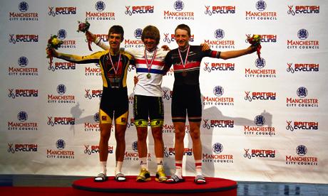 Tao Geoghan Hart British Cycling Championships 2011