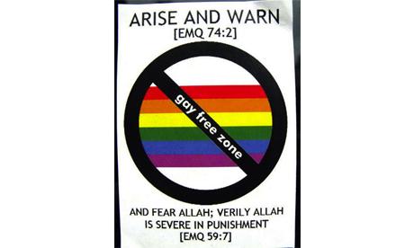 gay-free zone