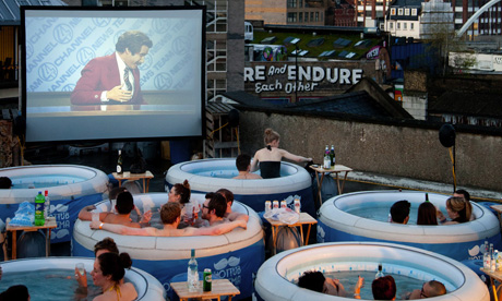 Image result for hot tub cinema inggris