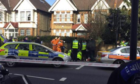 Kingsland Road crash