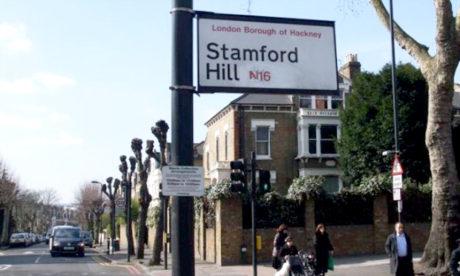Stamford Hill. Photograph: Hackney Citizen