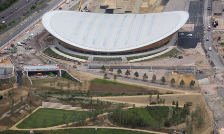 Velodrome, Olympic Park
